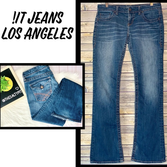 !it jeans Denim - !It 'Hope' Jeans, Size 29/32